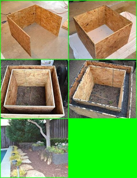 How To Make Large Concrete Planters by Best 25 Large Concrete Planters Ideas On