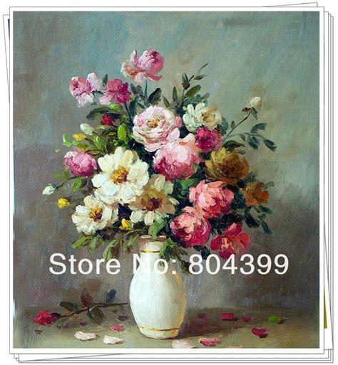 dipingere fiori ad olio flower painting acquista a poco prezzo flower