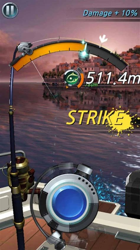 mod game fishing saga fishing hook apk v1 2 4 ad free mod money fullapkmod