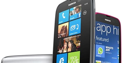 Hp Nokia Windows Phone Murah handphone murah harga terkini nokia lumia 610