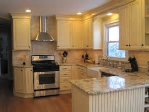 Small U Shaped Kitchen Remodel Ideas Best 25 U Shaped Kitchen Ideas On Pinterest U Shape
