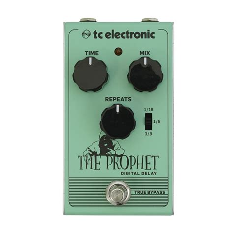 Tc Electronic Delay tc electronic the prophet digital delay at gear4music