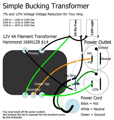 output wiring 5 diagram transformer ftcho free
