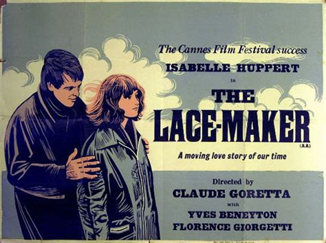 the lacemaker books poster of the week quot the lacemaker quot on notebook mubi