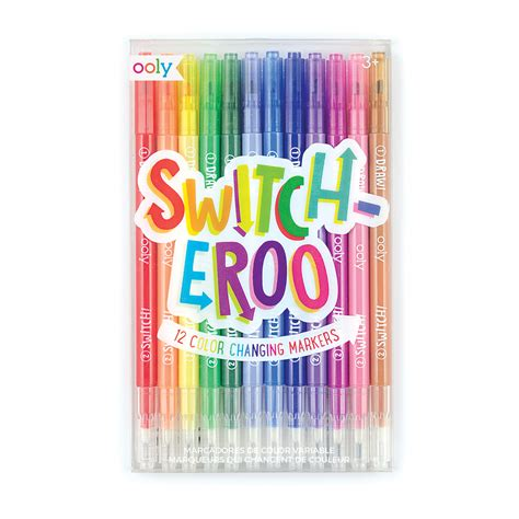 color markers switch eroo color changing markers ooly