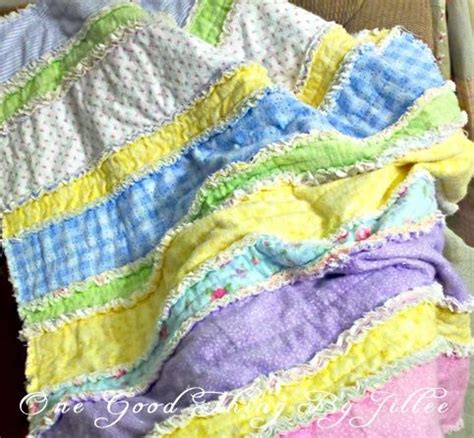 Flannel Rag Baby Quilt by Flannel Baby Rag Quilt Tutorial Crafts