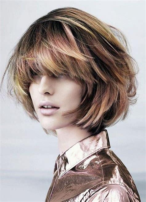 messy bob hairstyles   pretty designs