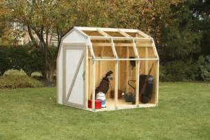 lifetime sheds 2x4basics 90190 shed kit barn style roof