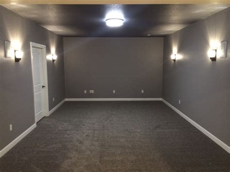 what color goes with gray walls search basement remodel ideas