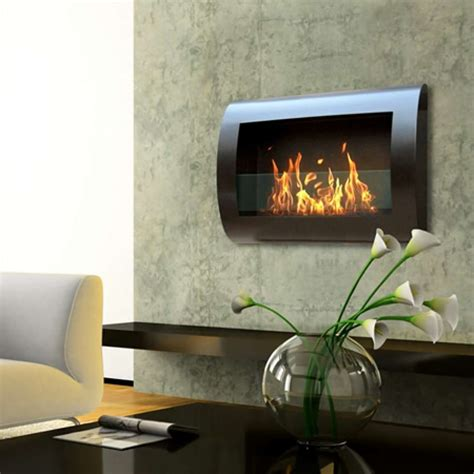 Wall Mounted Indoor Fireplace by You Can A Fireplace Without The Fireplace San Antonio Express News
