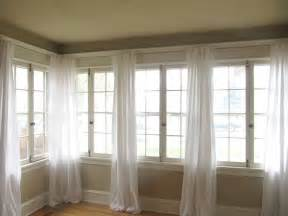 how to hang curtains on high window 5 curtains the wicker house