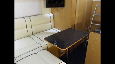Show Homes Interiors Uk Thunderbird 2 Custom Motorhome Vw Crafter Camper Youtube