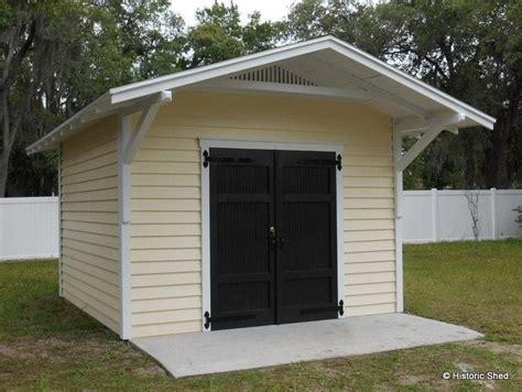 gable sheds historic shed florida