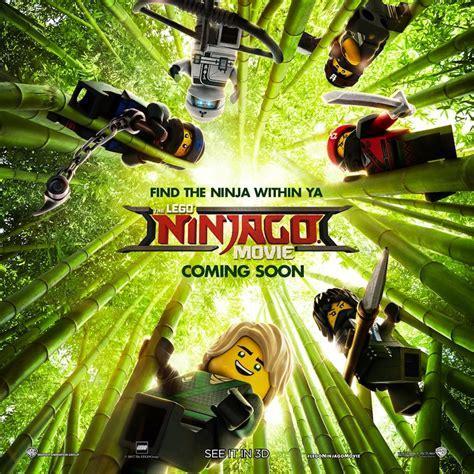 Poster Lego Ninjago 2017 new lego ninjago poster revealed
