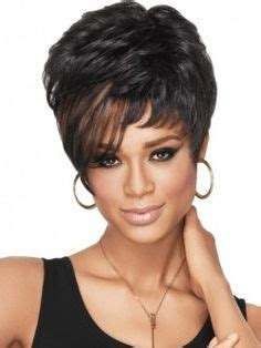 short hair styles on african american plus size 1000 images about hair on pinterest hairstyle for women