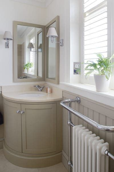 best 25 corner bathroom vanity ideas on