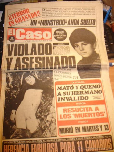 el caso de farriers diario el caso n 186 1464 del 24 mayo 1979 vio comprar otras revistas y peri 243 dicos modernos