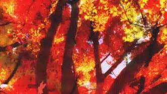 animated leaves falling gif red animated gif
