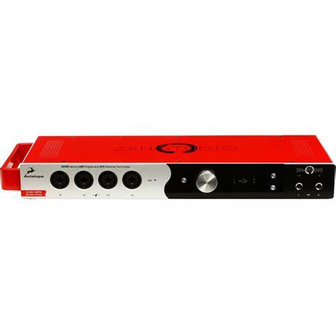 best portable audio interface antelope audio zen studio portable usb audio interface at