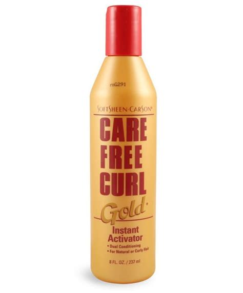 curl activator gel on natural afro curl gold activator care free curl afro hair boutique