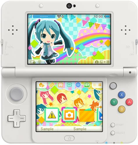 themes line xl north america nintendo 3ds themes of the week july 23rd