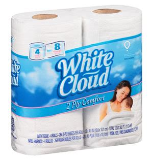 Who Makes White Cloud Toilet Paper - 2 1 white cloud toilet paper coupon 0 36 for a 4 pack