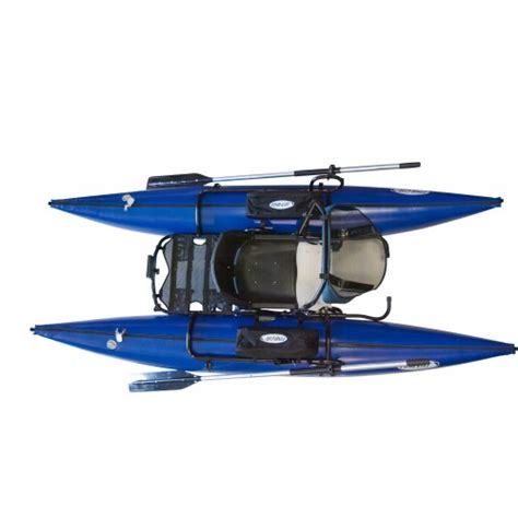 fish cat pontoon boat accessories outcast fish cat 10 ir standup pontoon boat with 100 free