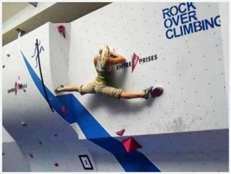 how do rock climbers go to the bathroom video images artcles beauties and rock climbing equals