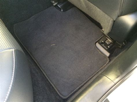 Lexus Is 250 Floor Mats by 2014 Lexus Is 250 All Weather Floor Mats Automotive Adventures