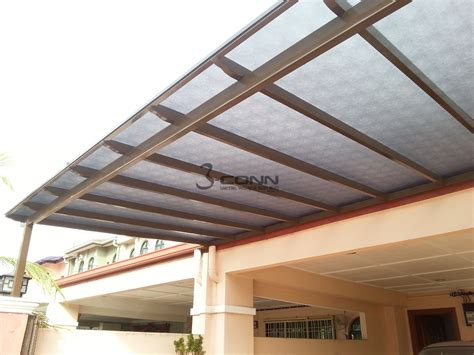 solid awnings mild steel awning with 3mm solid polycarbonate sheet