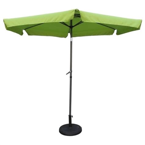 patio umbrella in grass green yf 1104 2 7m gg