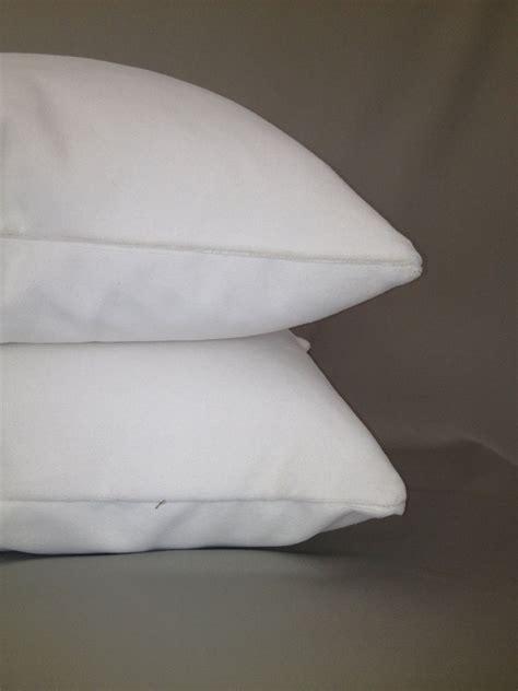 custom  white velvet pillow cover  fenias workroom