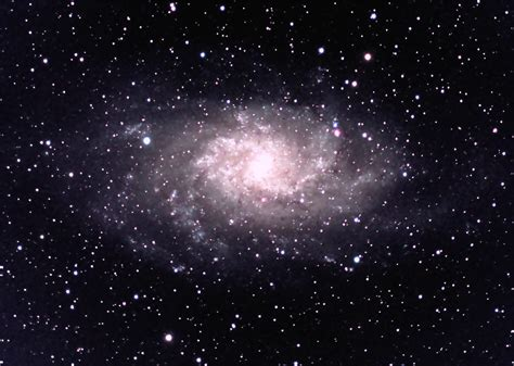 imagenes reales galaxias the pinwheel galaxy m33 astronomy magazine