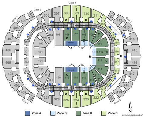 American Airlines Arena Box Office by Disney On Tickets Seating Chart Americanairlines