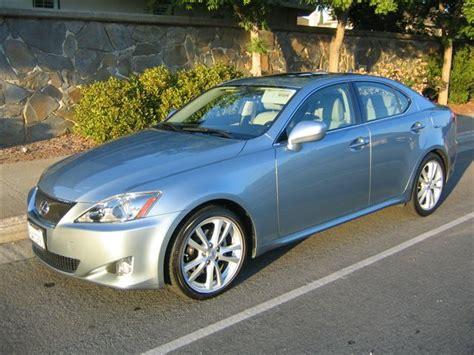 2007 lexus is250 premium package 18 39 wheels sj ca club 2007 lexus is250 premium package 18 wheels sj ca