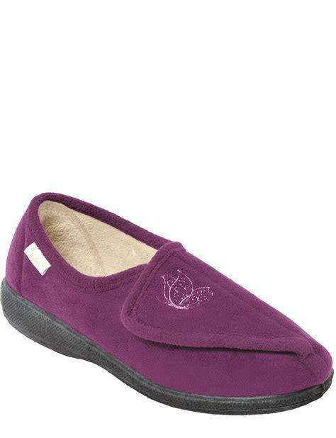 washable slippers dr keller memory foam washable slipper ebay