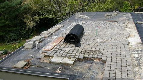 Roof Drainage Mat by Green Roof Green Roof Installation Drainage Railing