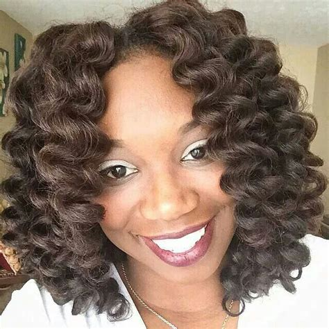 how to perm rod crochet hair crochet braids using marley hair perm rods hair