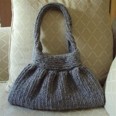 crochet pattern for knitting bag knit look crocheted handbag by holland designs craftsy