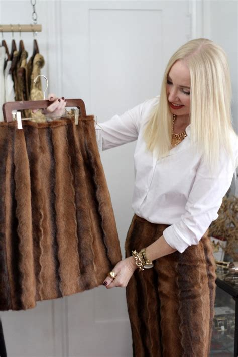 Home Decor Bloggers by Fake Fur Skirt Currently Crushing