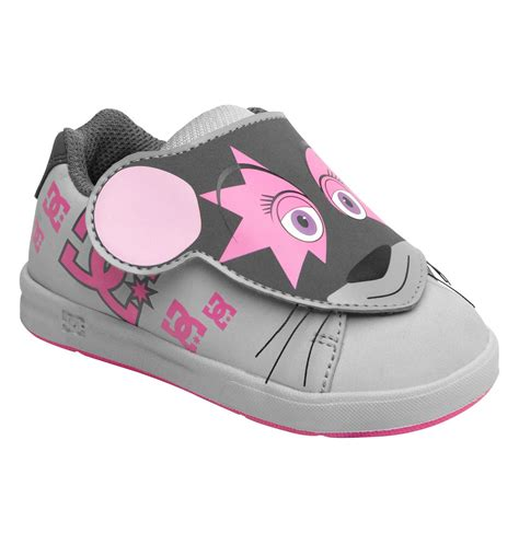 mouse shoes toddler s charade mouse ul shoes ados700010 dc shoes