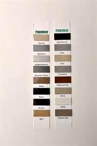np1 color chart vulkem 116 10oz coastal construction products