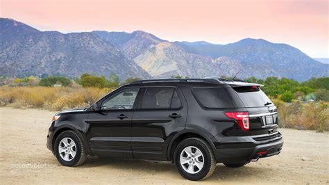 Ford Explorer Reviews by 2014 Ford Explorer Review Autoevolution