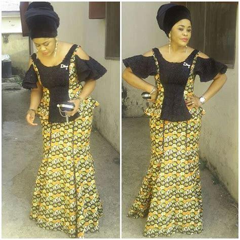 nigerian ankara skirt and blouse styles amazing ankara skirt and blouse styles for nigerian women