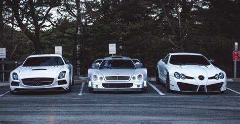 Coolest Lamborghini by 3 Of The Best Mercedes Ever Made