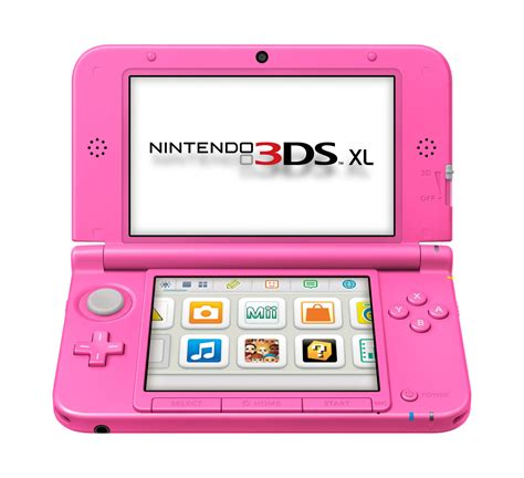 nintendo 3ds handheld console pearl pink ebay new nintendo 3ds xl handheld portable console pink