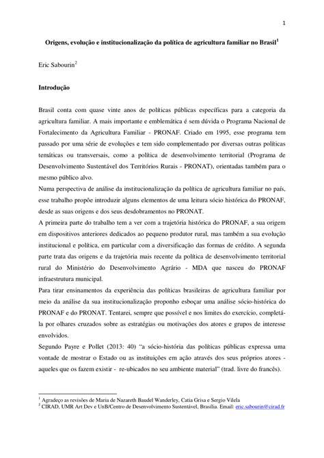 (PDF) Origens, evolução e institucionalização da política
