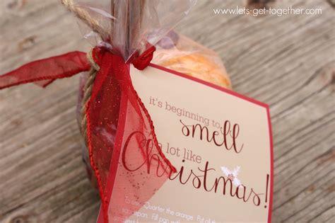 printable christmas potpourri tags 4 easy christmas neighbor gifts printables