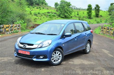 honda mobilio production of honda mobilio in india has not taken place