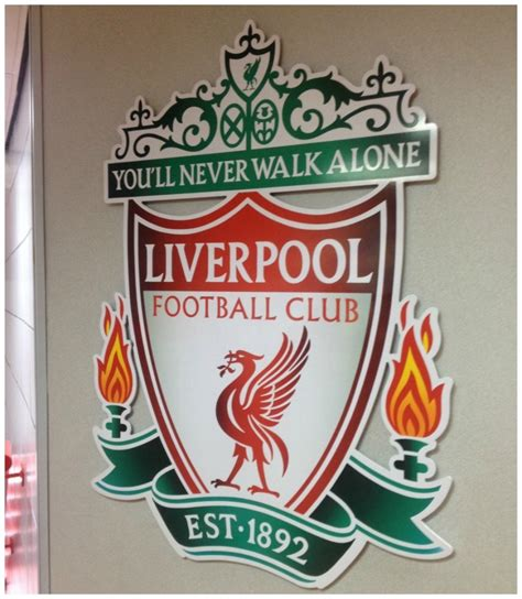 Liverpool The 12th Poster Kayu 30x22 liverpool fc anfield stadium tour gerrard collection 2015 entrepreneur s odyssey